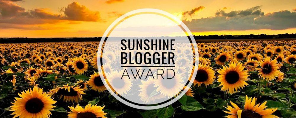 sunshine blogger award diario di una viaggiatrice seriale