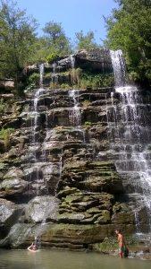 Cascata dell'Alferello