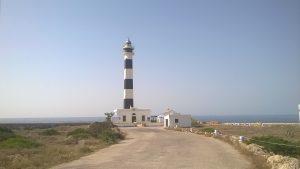 Faro di Minorca
