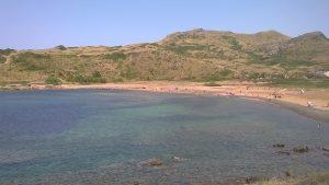 Spiaggia di Minorca