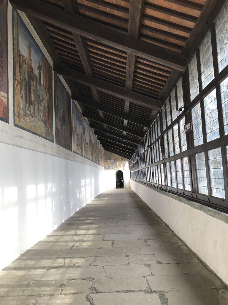 Corridoio delle Stimmate La Verna