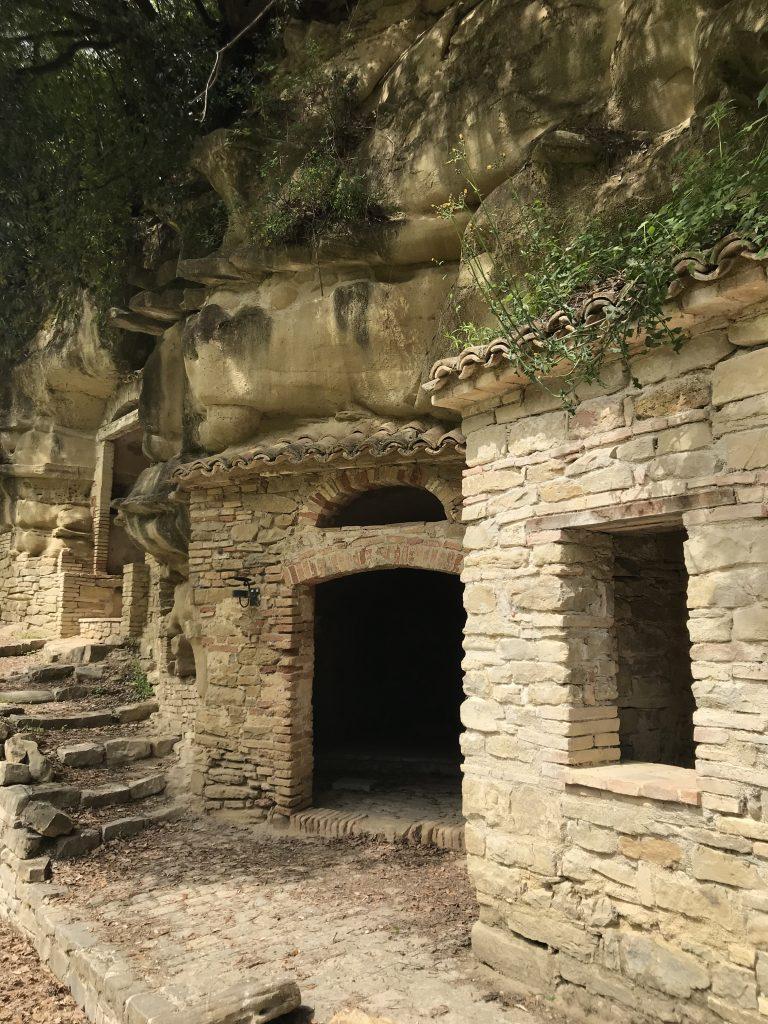 Grotte dell'Eremo dei Frati Bianchi