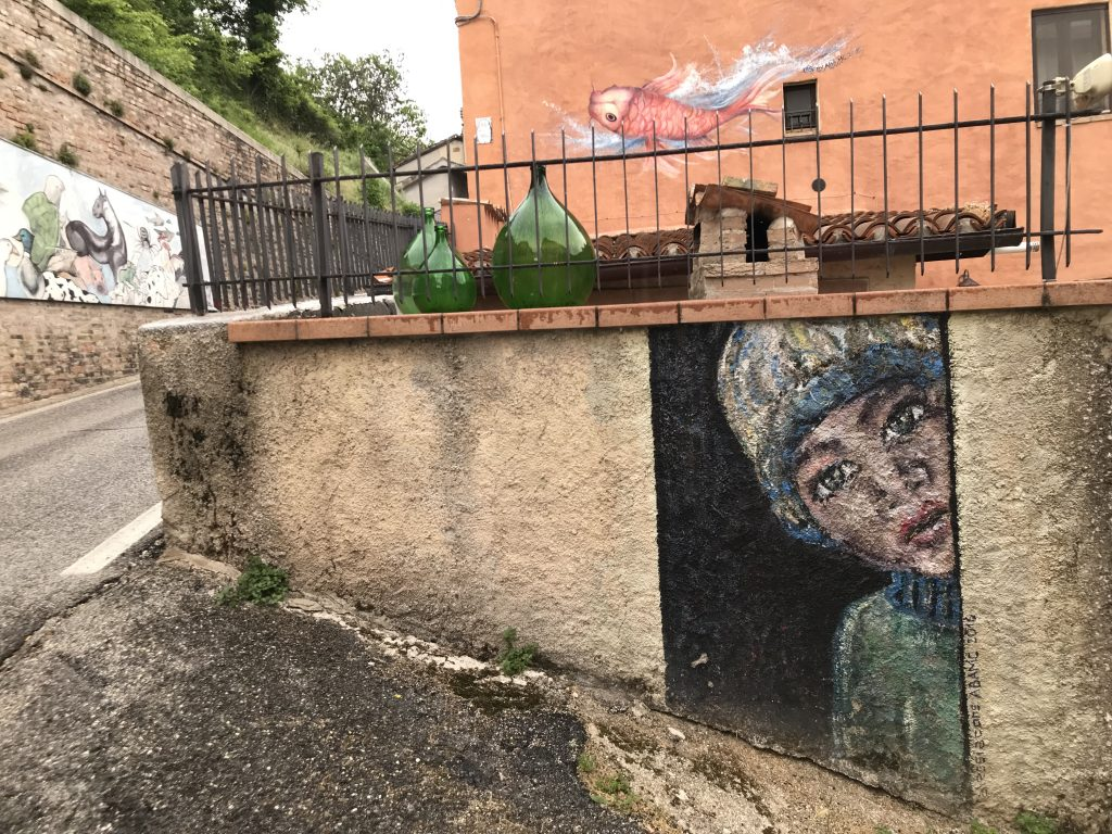 Murales di Braccano
