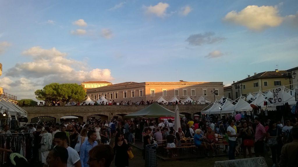 Senigallia durante il Summer Jamboree