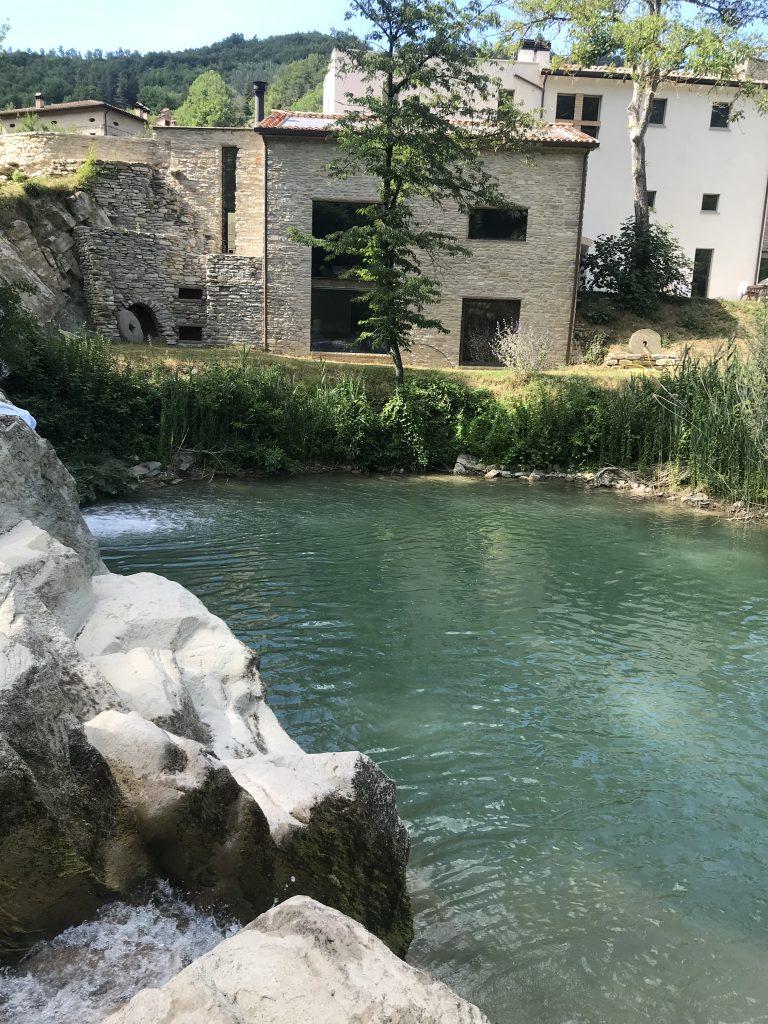 Cascata di Borgo Pace