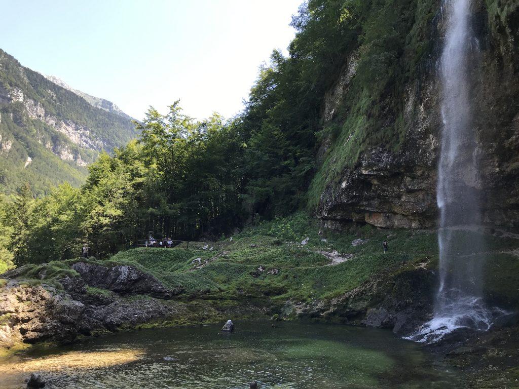 Cascata di Goriuda